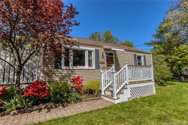 142 Windsorville Road, East Windsor, CT 06016 (MLS #170297996) :: Kendall Group Real Estate | Keller Williams