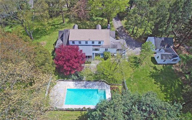 153 Cross Highway, Redding, CT 06896 (MLS #170298101) :: The Higgins Group - The CT Home Finder