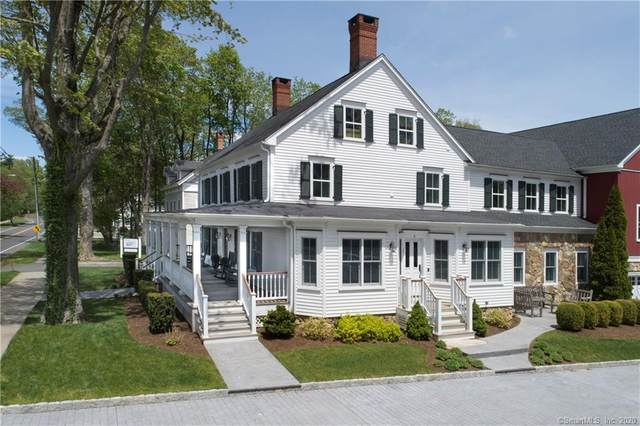 500 Main Street #4, Ridgefield, CT 06877 (MLS #170298103) :: Carbutti & Co Realtors