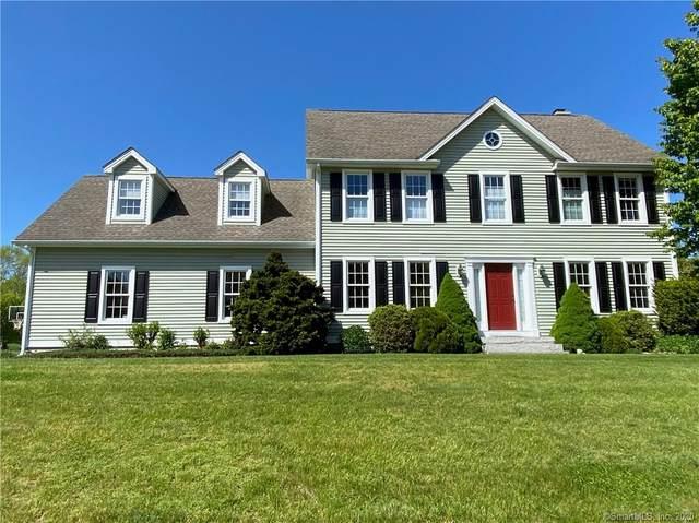 31 Lee Drive, Stonington, CT 06379 (MLS #170298137) :: Spectrum Real Estate Consultants