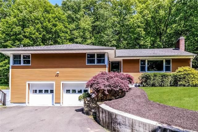 1 Blueberry Hill Road, Redding, CT 06896 (MLS #170298158) :: Michael & Associates Premium Properties | MAPP TEAM