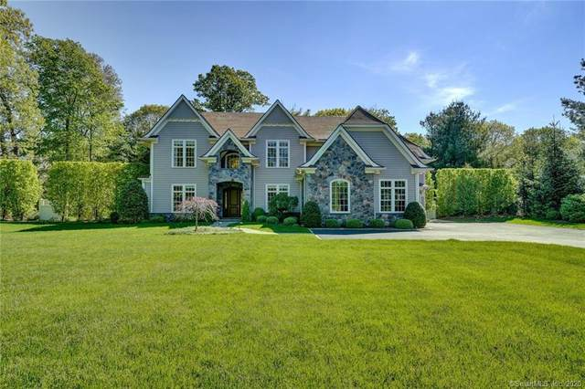 21 Twin Walls Lane, Weston, CT 06883 (MLS #170298159) :: The Higgins Group - The CT Home Finder