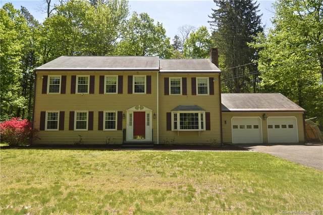52 Dodgingtown Road, Bethel, CT 06801 (MLS #170298162) :: The Higgins Group - The CT Home Finder