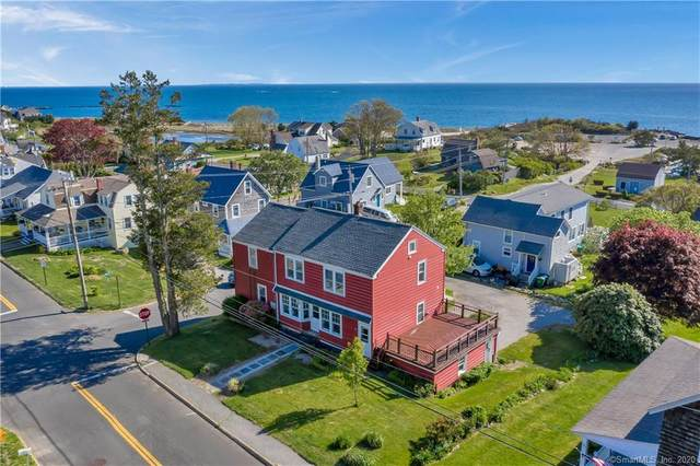144 Shore Road, Waterford, CT 06385 (MLS #170298235) :: Spectrum Real Estate Consultants