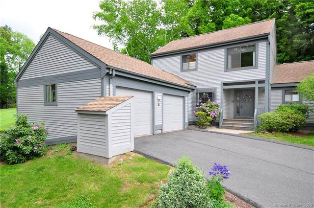 2 Echo Lane #2, Avon, CT 06001 (MLS #170298242) :: Hergenrother Realty Group Connecticut