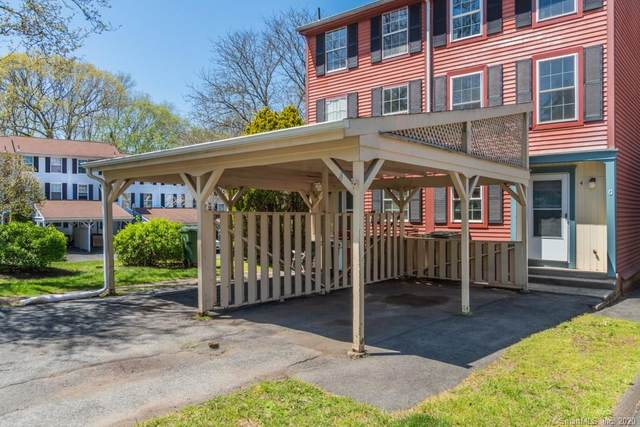 4 Rising Trail Court #4, Middletown, CT 06457 (MLS #170298304) :: GEN Next Real Estate
