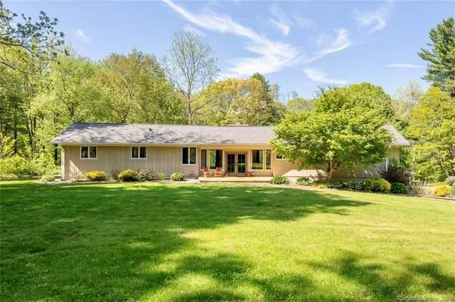 590 Pomfret Street, Pomfret, CT 06259 (MLS #170298342) :: The Higgins Group - The CT Home Finder