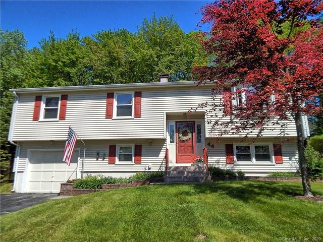 44 Tapping Circle, Milford, CT 06460 (MLS #170298375) :: Coldwell Banker Premiere Realtors