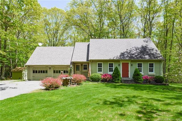 61 West Street, Hebron, CT 06248 (MLS #170298459) :: GEN Next Real Estate