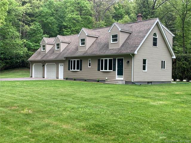 80 Rose Haven Road, Somers, CT 06071 (MLS #170298518) :: GEN Next Real Estate