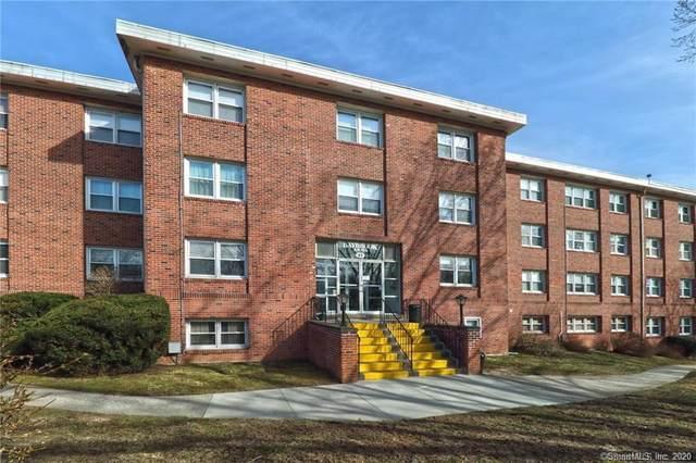 41 Jones Hill Road #215, West Haven, CT 06516 (MLS #170298537) :: Carbutti & Co Realtors