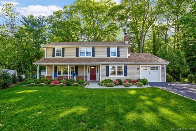 157 Woodridge Drive S, Stamford, CT 06902 (MLS #170298565) :: The Higgins Group - The CT Home Finder