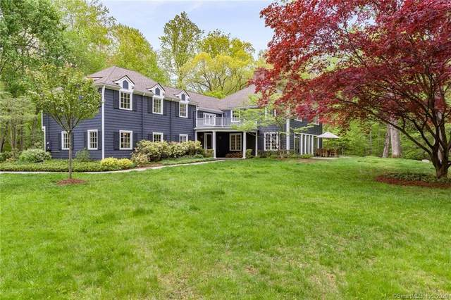 21 Cherry Valley Roads, Greenwich, CT 06831 (MLS #170298642) :: The Higgins Group - The CT Home Finder