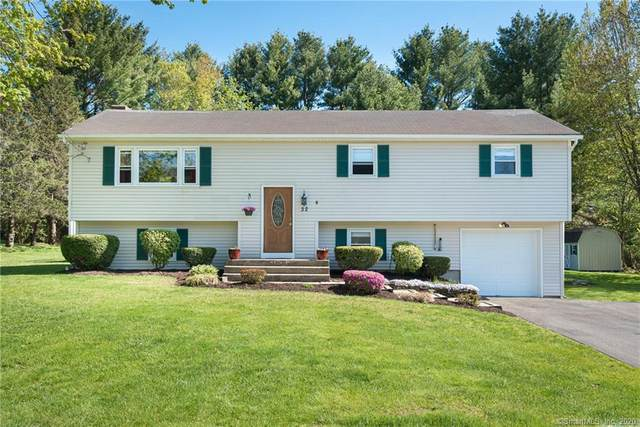 32 Beech Road, Tolland, CT 06084 (MLS #170298645) :: GEN Next Real Estate