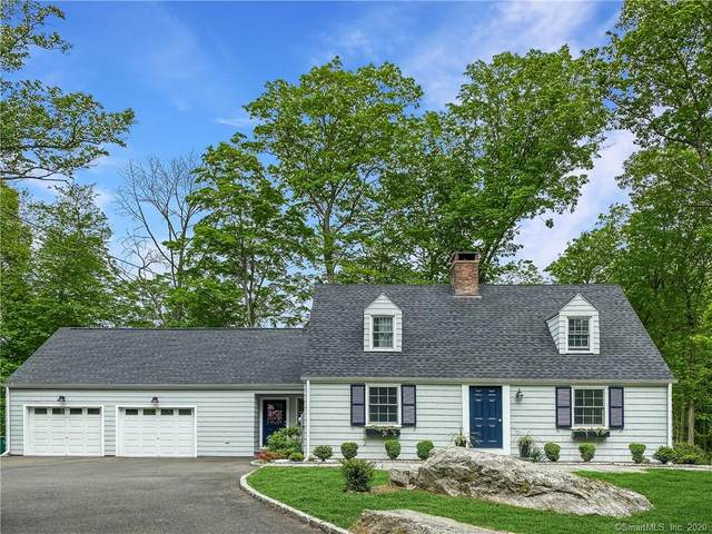 15 Turner Hill Road, New Canaan, CT 06840 (MLS #170298675) :: The Higgins Group - The CT Home Finder