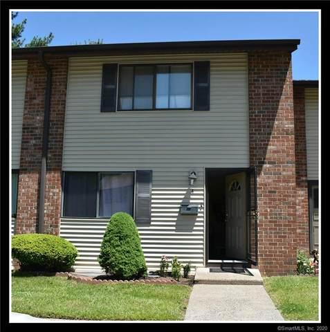 4 Coronado Drive #4, Newington, CT 06111 (MLS #170298677) :: The Higgins Group - The CT Home Finder