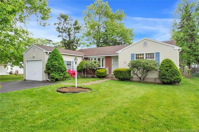 3 Wheeler Road, Wethersfield, CT 06109 (MLS #170298683) :: Hergenrother Realty Group Connecticut
