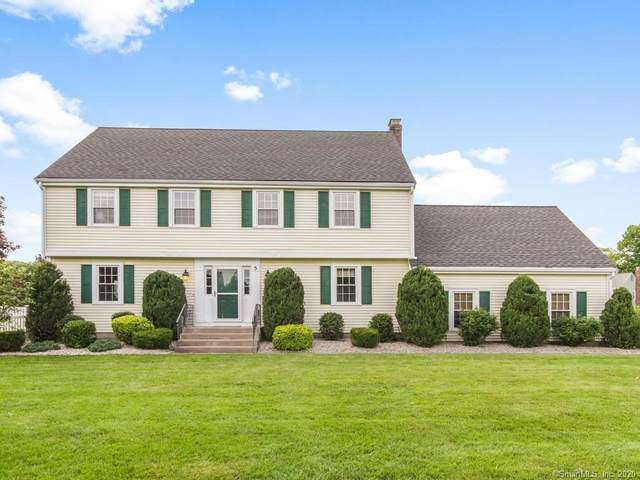 5 Swing Lane, Wethersfield, CT 06109 (MLS #170298703) :: Hergenrother Realty Group Connecticut