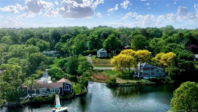 14 5 Mile River Road, Darien, CT 06820 (MLS #170298731) :: The Higgins Group - The CT Home Finder