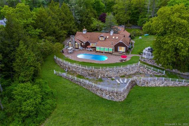 66 Sunny Ridge Road, Easton, CT 06612 (MLS #170298735) :: Michael & Associates Premium Properties | MAPP TEAM