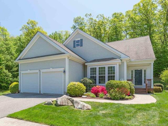 7 Saddle Ridge #7, Canton, CT 06019 (MLS #170298782) :: Hergenrother Realty Group Connecticut