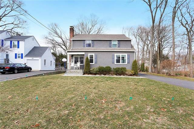 80 Cottage Street, Trumbull, CT 06611 (MLS #170298799) :: The Higgins Group - The CT Home Finder