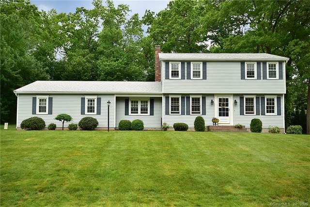71 Hillside Drive, Ellington, CT 06029 (MLS #170298832) :: The Higgins Group - The CT Home Finder
