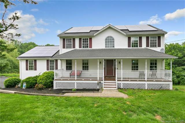25 Silano Drive, Oxford, CT 06478 (MLS #170298835) :: The Higgins Group - The CT Home Finder