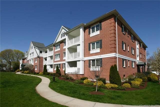 180 Melba Street #114, Milford, CT 06460 (MLS #170298857) :: Carbutti & Co Realtors