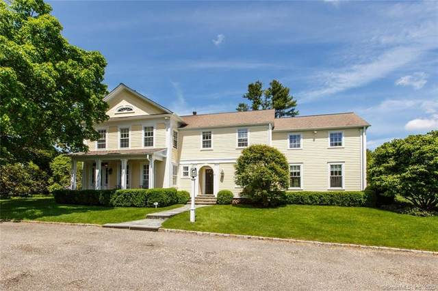 401 Brushy Ridge Road, New Canaan, CT 06840 (MLS #170298861) :: Mark Boyland Real Estate Team