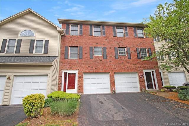 30 Crown Ridge #30, Newington, CT 06111 (MLS #170298878) :: Hergenrother Realty Group Connecticut
