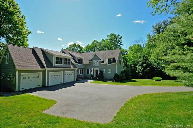 347 Cherry Brook Road, Canton, CT 06019 (MLS #170298936) :: Hergenrother Realty Group Connecticut