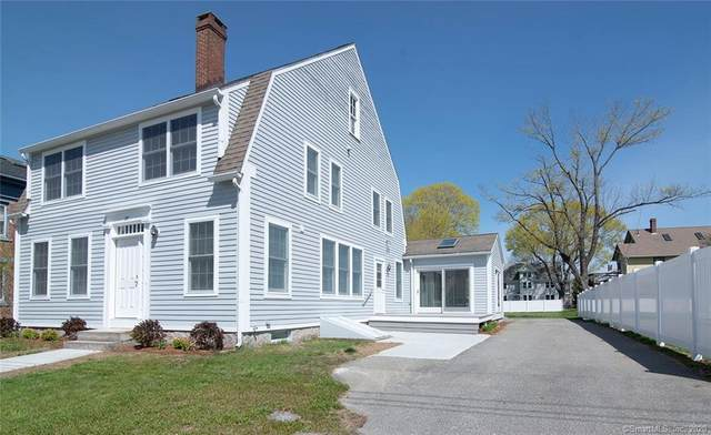 37 Church Street, Stonington, CT 06378 (MLS #170299012) :: Spectrum Real Estate Consultants