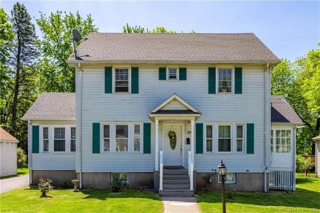 25 Beechwood Road, West Hartford, CT 06107 (MLS #170299022) :: The Higgins Group - The CT Home Finder