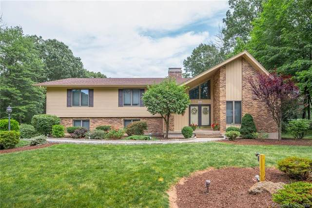 94 Wedgewood Road, Southington, CT 06489 (MLS #170299046) :: Hergenrother Realty Group Connecticut