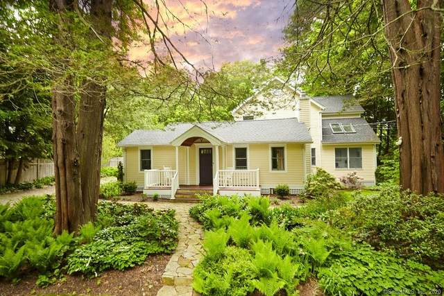46 Nod Hill Road, Wilton, CT 06897 (MLS #170299125) :: The Higgins Group - The CT Home Finder