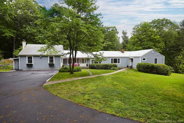 10 Gaylord Drive S, Wilton, CT 06897 (MLS #170299153) :: The Higgins Group - The CT Home Finder