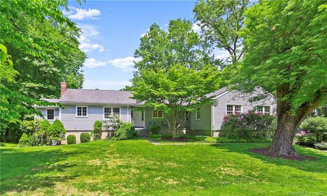 244 Shelter Rock Road, Stamford, CT 06903 (MLS #170299185) :: The Higgins Group - The CT Home Finder