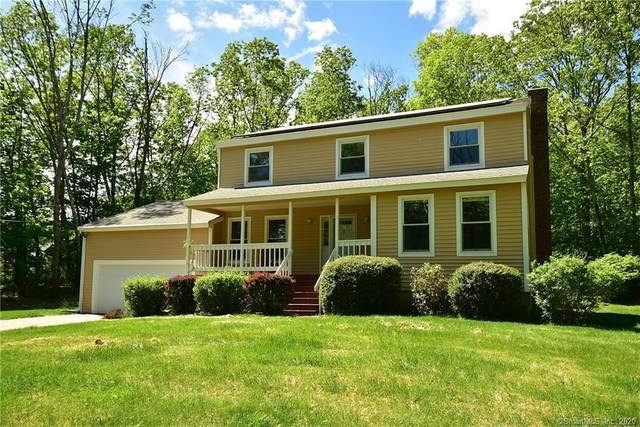 127 Lorraine Drive E, Mansfield, CT 06268 (MLS #170299200) :: The Higgins Group - The CT Home Finder