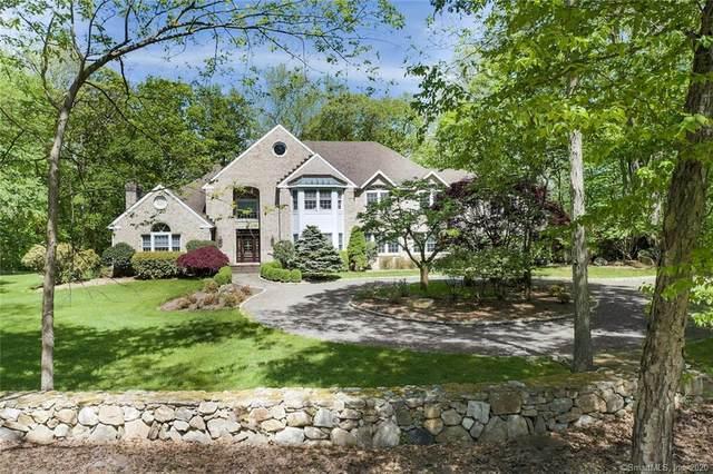 91 70 Acre Road, Redding, CT 06896 (MLS #170299266) :: Michael & Associates Premium Properties | MAPP TEAM