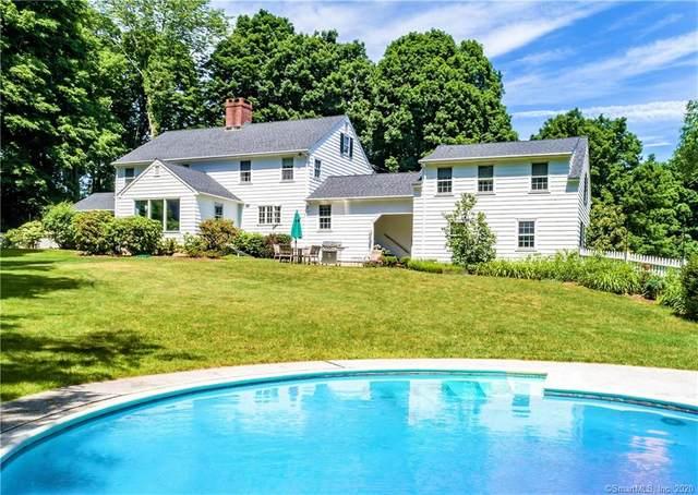 87 Cobblers Hill Road, Fairfield, CT 06824 (MLS #170299288) :: Spectrum Real Estate Consultants
