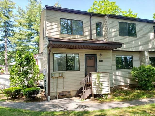 257 Cottonwood Road #257, Newington, CT 06111 (MLS #170299296) :: Hergenrother Realty Group Connecticut