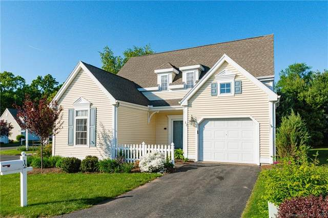 12 Dahlia Drive #12, Farmington, CT 06032 (MLS #170299303) :: Hergenrother Realty Group Connecticut