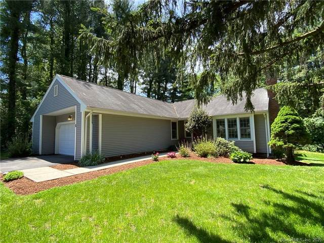 6 Winged Foot Court, Cheshire, CT 06410 (MLS #170299307) :: The Higgins Group - The CT Home Finder