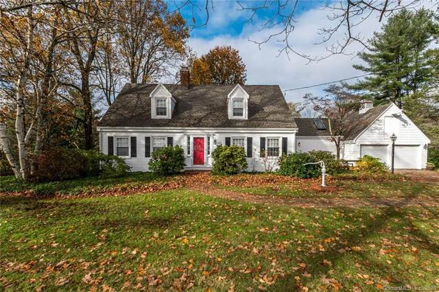 41 Hebron Road, Bolton, CT 06043 (MLS #170299313) :: Anytime Realty