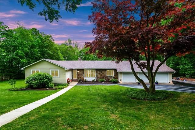 41 Stone Manor Drive, Milford, CT 06461 (MLS #170299351) :: Carbutti & Co Realtors