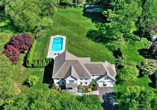 35 Gilbert Drive, Trumbull, CT 06611 (MLS #170299362) :: The Higgins Group - The CT Home Finder