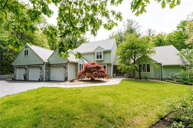 38 Lord Davis Lane, Avon, CT 06001 (MLS #170299393) :: Hergenrother Realty Group Connecticut