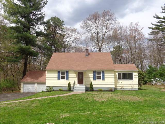 92 Loehr Road, Tolland, CT 06084 (MLS #170299421) :: Anytime Realty