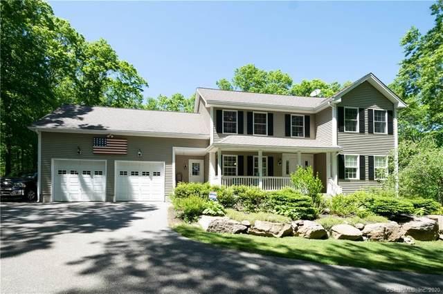 53 Fawn Run, Salem, CT 06420 (MLS #170299460) :: Spectrum Real Estate Consultants